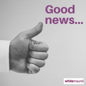 Good news from Insolvency practitioners, Brighton, Sussex